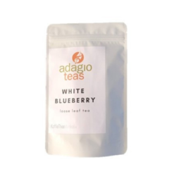 Adagio Teas Blueberry White thee KoffieTheeWinkel