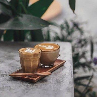 Capucciono van ionia il caffe koffiebonen